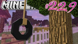 Minecraft   EPIC TYRE SWING!!   Diamond Dimensions Modded Survival #229