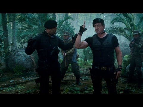 The Expendables 2 is listed (or ranked) 6 on the list The Best Action Movies of 2012