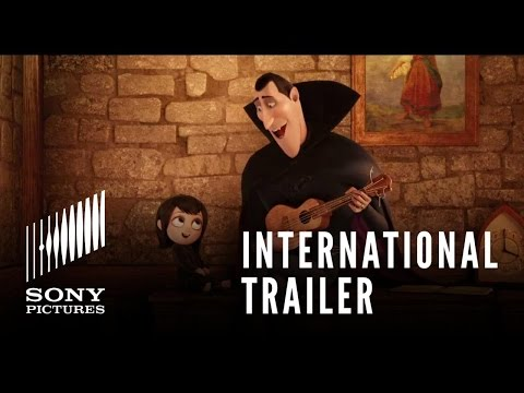 Hotel Transylvania (3D) - Official International Movie Trailer