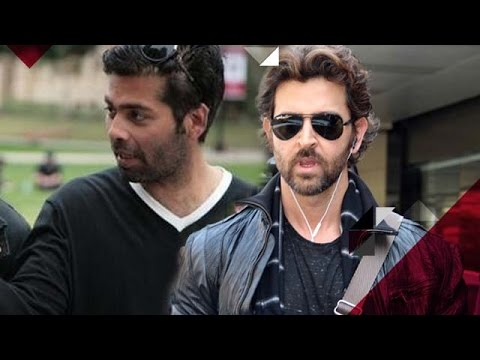 Karan Johar is UNSURE about 'Shaandaar', Hrithik Roshan is above the industry