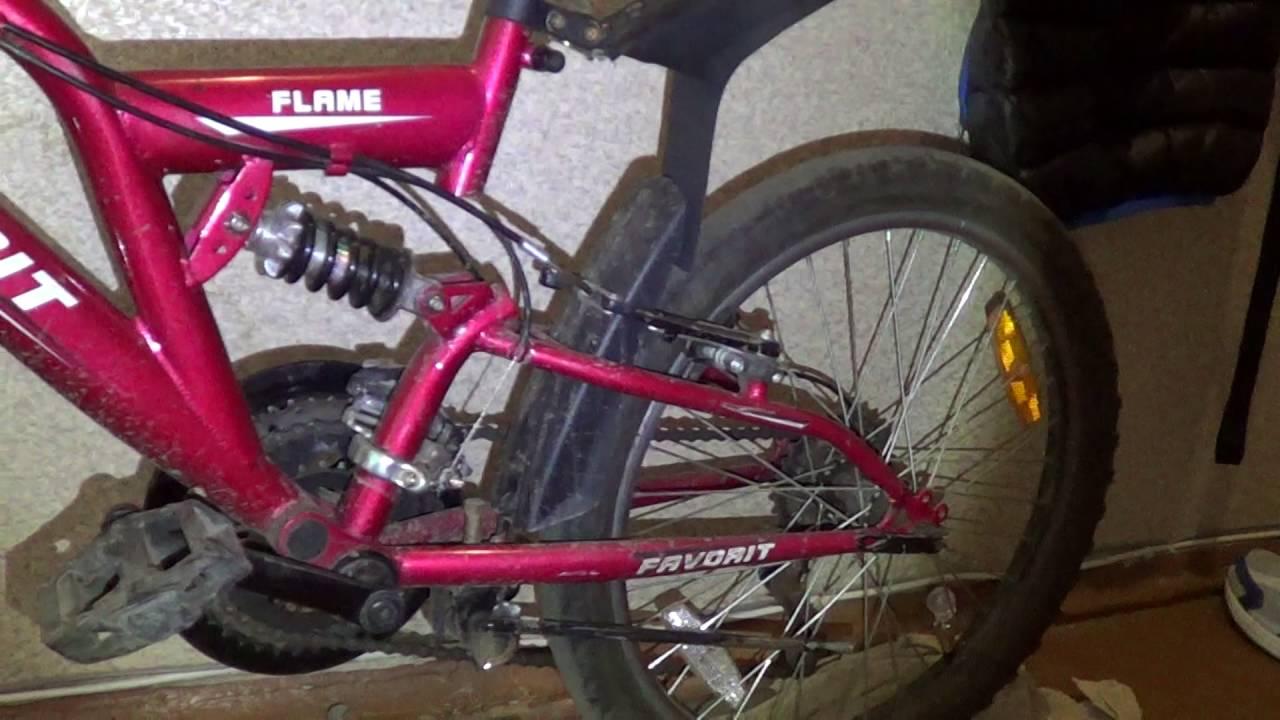 Брызговик на велосипед своими руками фото 53