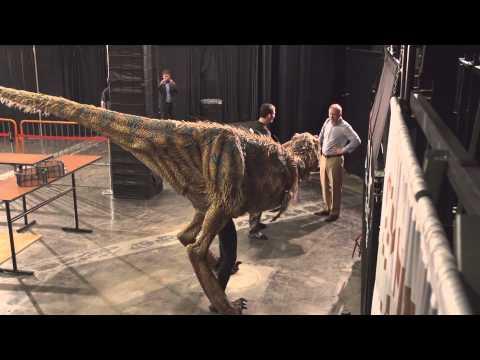 Suns Dinosaur Scare video