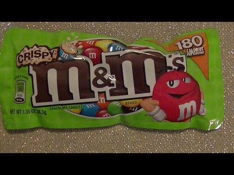 sAs SnackBrief: Crispy M&Ms (RiP EddieK)