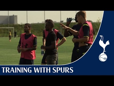 Pre-Season training in Toronto - Jermaine Defoe returns!