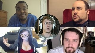 Sky, Destiny, Biscuit, Kacey, and SivHD talk about women streamers (Full Stream)