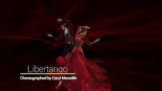 Bel Suono & ballet Todes Libertango: SLDC- Dance Choreography by Caryl Meredith