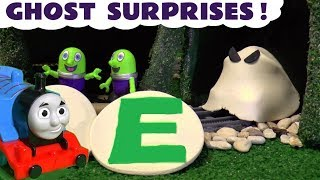 Thomas & Friends Ghost Surprise toy train stories with the funny Funlings TT4U