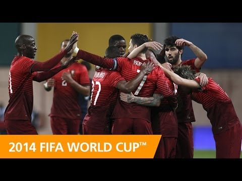 World Cup Team Profile: PORTUGAL