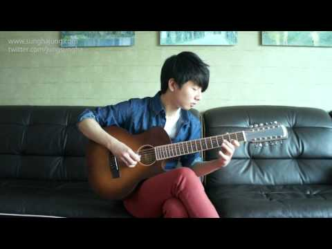 Sungha Jung - Dont Let Me Be Misunderstood