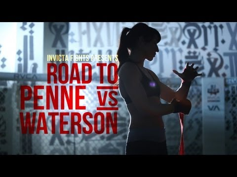 Road to Invicta FC 5: Penne vs Waterson - April 5th