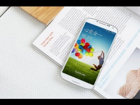 HDC Galaxy S4 Legend / Universal 5410 with Smart Pause/S View - features review
