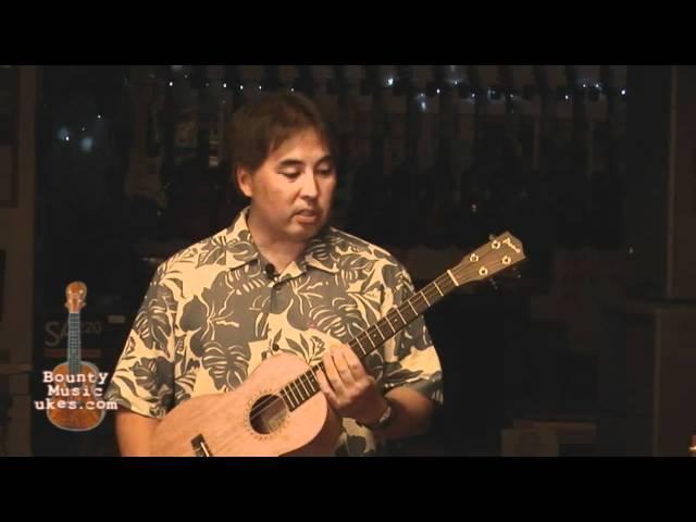 Bounty Music - Baritone size Ukulele