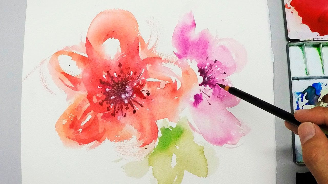 Watercolor in Motion How to Create Powerful Paintings
