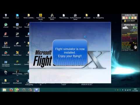 How to Download Microsoft Flight simulator x For free, full version with crack