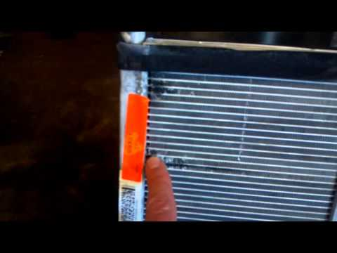 2003 Dodge Ram 1500 Truck Heater Core Replacement part 2