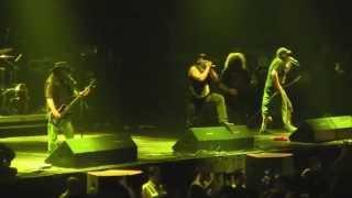 BRUJERIA - La Ley de Plomo Live in Chile@Metal Fest 2013