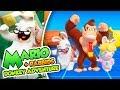 ¡Hasta nunca Matuteros! - #18 - Mario + Rabbids DK Adventure en Español (Switch)