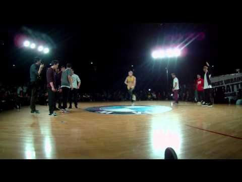ARABIQ FLAVOUR Vs MADBOY'Z  Pro Battle Energies Urbaines 2013