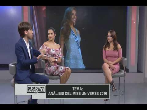 Expertos en belleza analizan Miss Universe con Jacky Fontánez