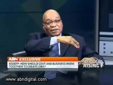 Jacob Zuma - President of South Africa - Part 2