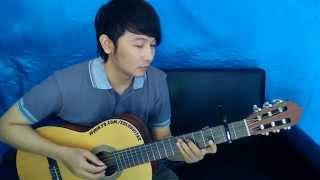 download lagu Ungu Dirimu Satu - Nathan Fingerstyle Cover gratis