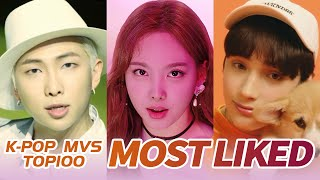 [TOP 100] MOST LIKED K-POP MV OF ALL TIME  • May 2019
