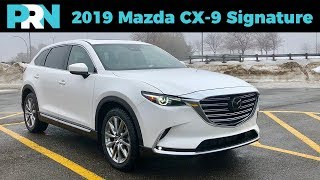 Raising the Bar | 2019 Mazda CX-9 Signature | TestDrive Spotlight