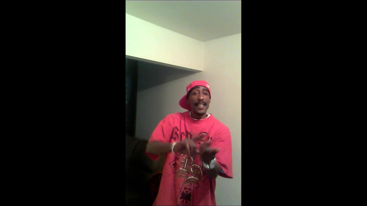 new best tupac look alike audition - YouTube