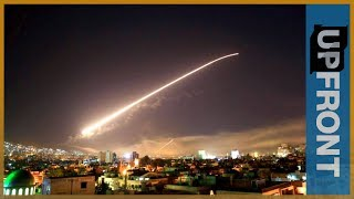 Can US strikes end the Syrian chemical attacks? | UpFront
