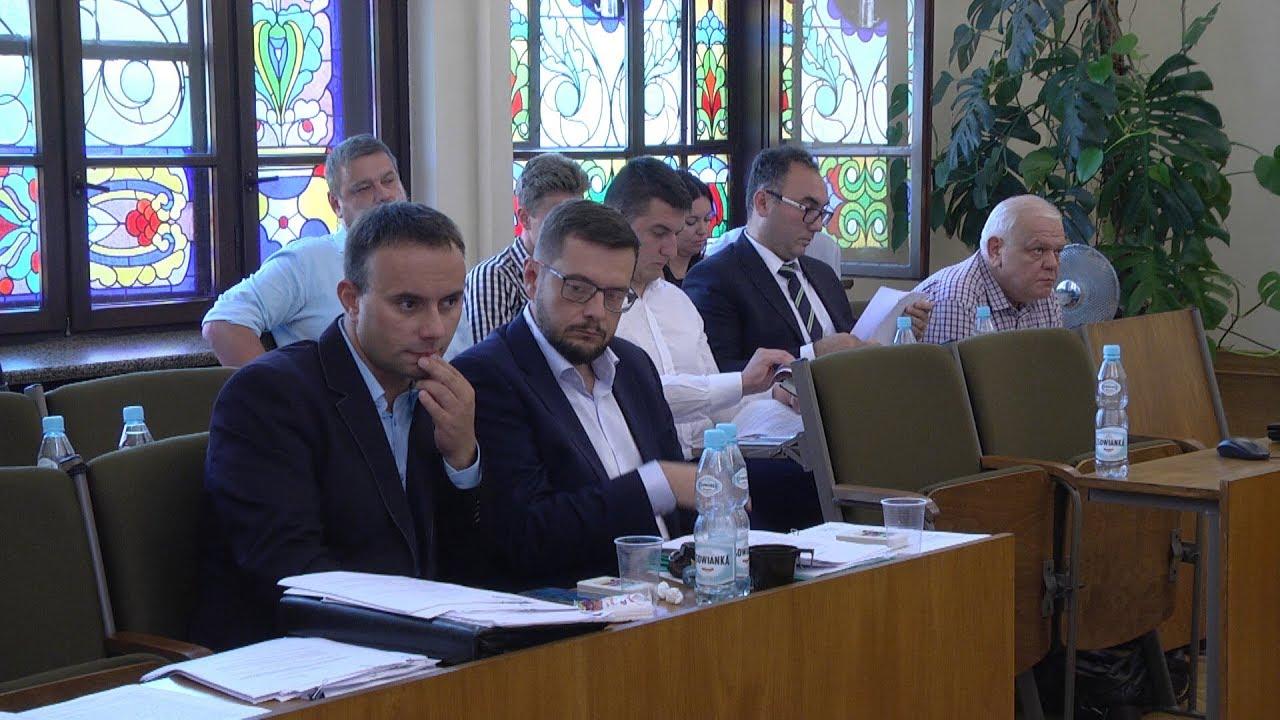 XVIII sesja Rady Miejskiej, część III