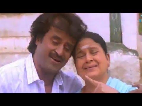 Amma Amma - Rajinikanth |Vijayshanthi | Kushboo | Video Song | Mannan