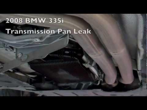 Autoscope Bmw 335i E90 Transmission Leak And Service