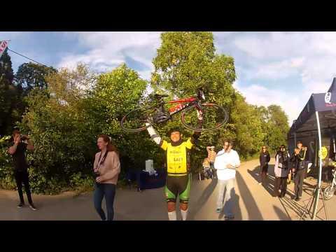 Miguel Gonzalez Pascual - Finisher ULTRAMAN UK 2014