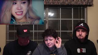 BLACKPINK - 'Kill This Love' M/V *LIT REACTION*
