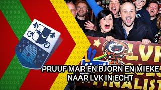 Pruuf Mar en Bjorn en Mieke naar LVK - 3 februari 2020 - Peel en Maas TV Venray