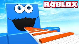 ESCAPE COOKIE MONSTER IN ROBLOX