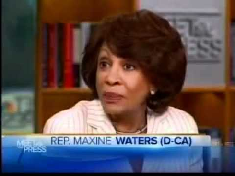 Maxine Waters Images Maxine Waters Wants to
