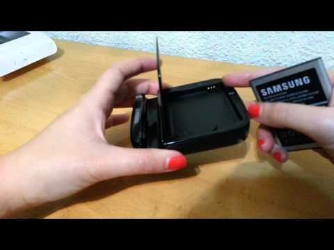 CARGADOR BATERIA / EXTRA BATTERY KIT SAMSUNG GALAXY S3 UNBOXING/ DESEMPAQUETADO/ REVIEW/ ANÁLISIS