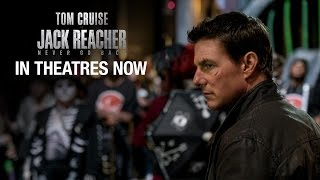 Jack Reacher: Never Go Back (2016) - IMAX Trailer - Paramount Pictures