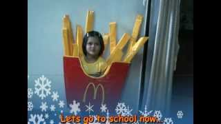Fancy Dress - French Fries