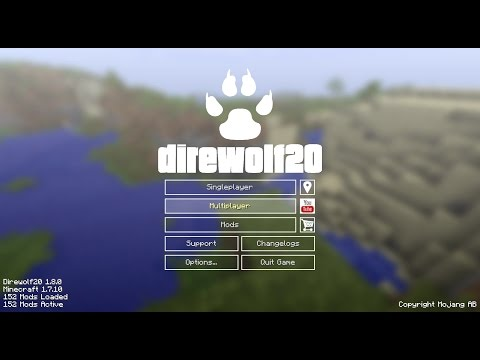 FNGaming network presents Direwolf 1.9 Trailer