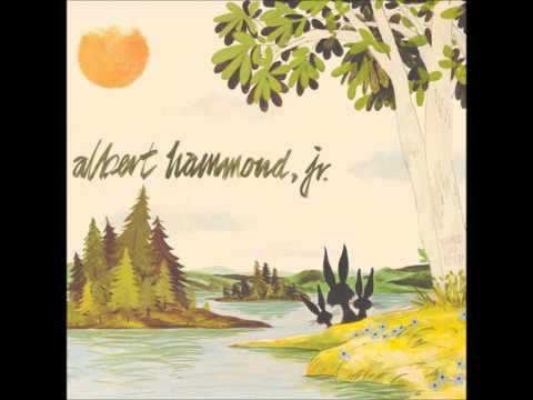 Albert Hammond Jr. - Scared with lyrics
