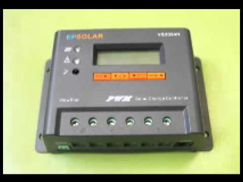 Belismartcom VS2024N Solar Charge Controller Regulators EPsolar VS2024N 12V 24V