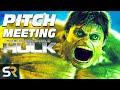 The Incredible Hulk (Edward Norton) Pitch Meeting