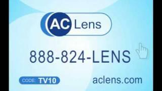 AC Lens Contact Lenses Commercial