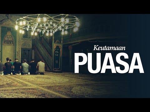 Ceramah Singkat: Keutamaan Puasa - Ustadz Khairullah Anwar Luthfi, Lc
