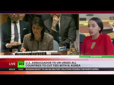 'North Korean regime will be utterly destroyed if war breaks out' - UN Amb. to UNSC
