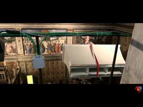 Climatización y tratamiento del aire en la Capilla Sixtina, una instalación liderada por Carrier