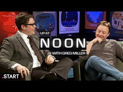 Extended Interview with David Jaffe – Up At Noon 02.06.12