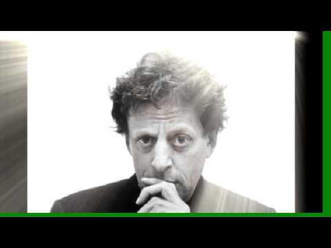 Philip Glass - Grey Cloud Over New York
